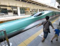 Japón tendrá en 2027 tren de super alta velocidad por levitación magnética