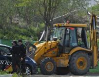 La búsqueda de Marta del Castillo en Camas se suspende hasta el lunes