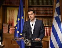 El primer ministro griego, Alexis Tsipras (Efe)