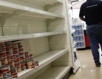 El 'Plan Navidades Felices sin especulación¡' dejan sin productos a Venezuela