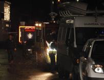 La Guardia Civil halla el cadáver de Diana Quer en una nave de Rianxo