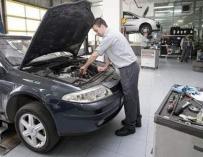 Los empleados del automóvil, en niveles precrisis gracias al auge de la postventa