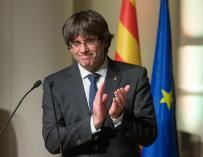 Bélgica pide garantías de un juicio justo antes de entregar a Puigdemont