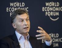 Macri se presenta en EE.UU. como el líder que cambiará Argentina en 2015