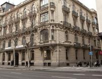 Sede del Ilustre Colegio de Abogados de Madrid