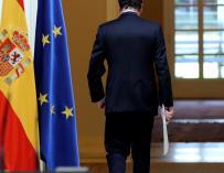 Rajoy pide tender puentes en 2018