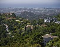 La Zagaleta, lujo camuflado en el bosque mediterráneo