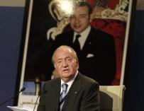 El Rey Juan Carlos I auspicia la apuesta empresarial española por Marruecos