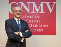 Imagen de Sebastián Albella, presidente de la CNMV