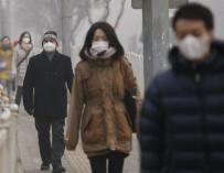 La contaminación es un problema grave en China