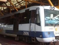 Comienzan las pruebas del GNL ferroviario