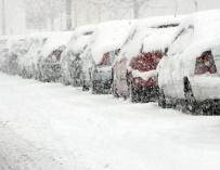 La Guardia Civil mantiene cortadas tres carreteras de Moratalla, Pliego y Bullas por las nevadas