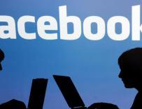 Imagen de logo de Facebook.