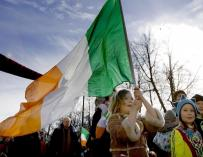 Las peticiones de pasaportes irlandeses se dispara