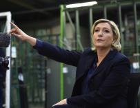 """Marine Le Pen: """"La Unión Europea está muerta, pero todavía no lo sabe"""""""