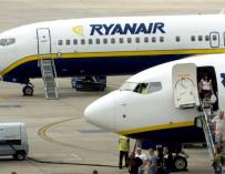 Ryanair abandona su plan de comprar Alitalia por la cancelación de vuelos