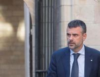 El ex conseller de Empresa catalana Santi Vila