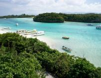 Fotografía de la isla Ishigaki, el destino más popular del mundo.