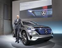 Daimler espera una mejora del beneficio operativo en 2017 tras repartir el mayor dividendo del Dax 30