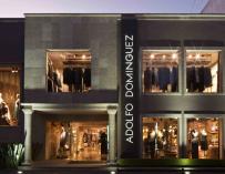 Tienda de Adolfo Domínguez en México.