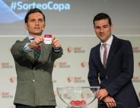Fotografía del Sorteo de Copa del Rey