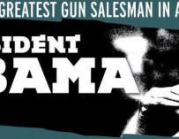 Obama, premio Nobel de la paz, es el presidente que más armas ha vendido desde la IIGM