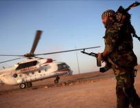 Los rebeldes recuperan y custodian armas químicas del régimen de Gadafi