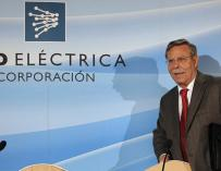 José Folgado, presidente de Red Eléctrica de España.