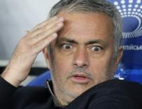 Mourinho no está cumpliendo con las expectativas en el United.