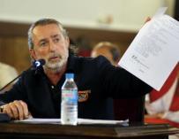 Francisco Correa durante una declaración