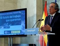 Juan Rosell, presidente de CEOE.