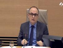 """Restoy dice que salida a Bolsa de Bankia no fue """"fácilmente anticipable"""""""