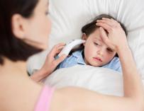 La fiebre no es una enfermedad, sino un síntoma de que algo no funciona bien en el cuerpo.
