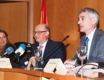Cristóbal Montoro, Jordi Solé, Fedeca