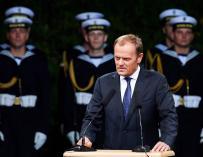 Donald Tusk dimite como primer ministro para asumir presidencia del Consejo Europeo