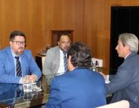 La Junta reclama una defensa del sistema de ayudas de la UE ante la denuncia de EEUU al sector de la aceituna de mesa