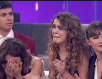 Ana Guerra, Amaia, Aitana despiden a Roi