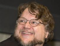 Fotografía de Guillermo del Toro.