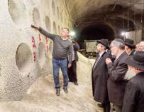 En Jerusalén se volverá a enterrar en catacumbas