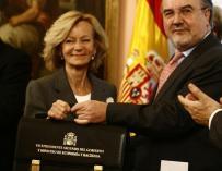 PP y PSOE evitan citar a Aznar y Zapatero en la comisión de cajas del Congreso pero quieren a Rato, Solbes y Salgado