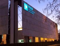 Sede de Red Eléctrica en Sevilla.