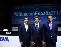 BBVA advierte que España puede quedar sin mano de obra cualificada en dos años