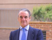 Mario Conde, ex presidente de Banesto.