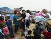 Bomberos en Acción ONGD Valencia se desplazará a Idomeni y Lesbos para ayudar en el rescate y asistencia de refugiados