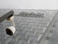 Imagen de la sede de Telefónica en Las Tablas (Madrid).