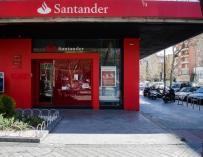 Blackrock aumenta su participación en Santander
