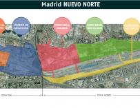 Operación Chamartín: 11.000 viviendas y protagonismo absoluto de la estación