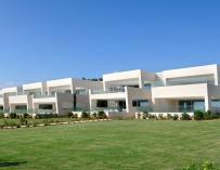 Proyecto residencial de 80 viviendas en bloque en es pouet (Ibiza)