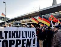 El número de delitos contra refugiados en Alemania se dispara en 2015