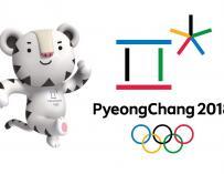 El logo de los Juegos de Invierno